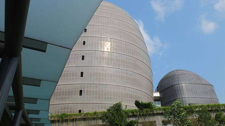 This Indonesian Company Designed The Most Energy Efficient Building in Southeast Asia